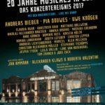 20 JAHRE MUSICALS IN ESSEN – Das Konzertereignis 2017