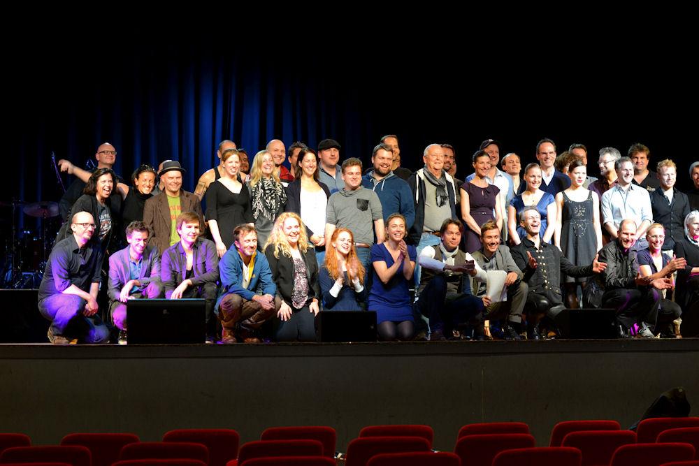 Crew der 24h Musicals