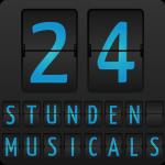 Ein weiterer Erfolg für die 24 Stunden Musicals