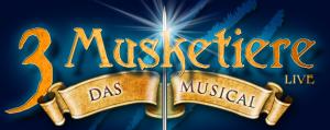 3 Musketiere Logo