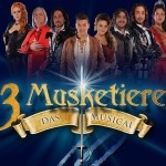 Die 3 Musketiere zu Gast in Bremen