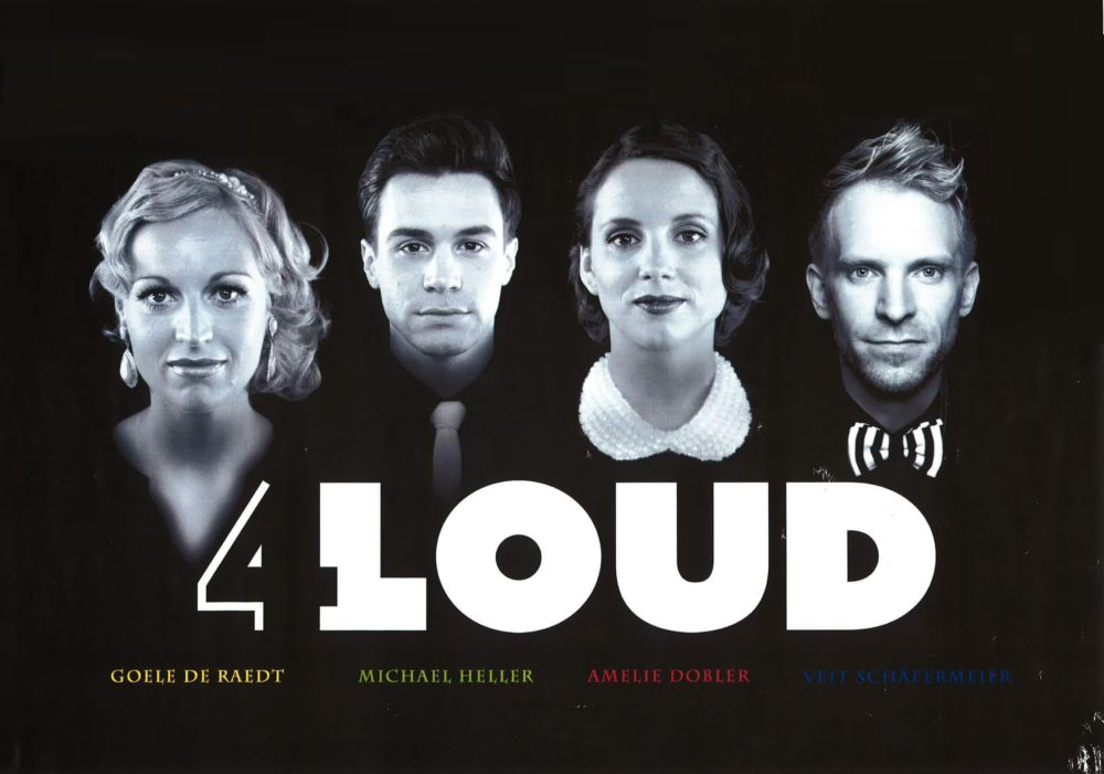 Plakat 4LOUD
