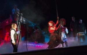Randy Diamond und Eve Rades in Jekyll und Hyde