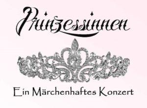 Logo Prinzessinnen - Ein märchenhaftes Konzert