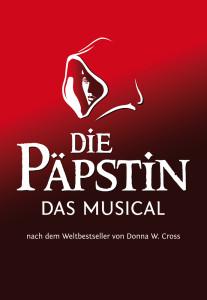 """Das Logo von """"Die Päpstin"""""""