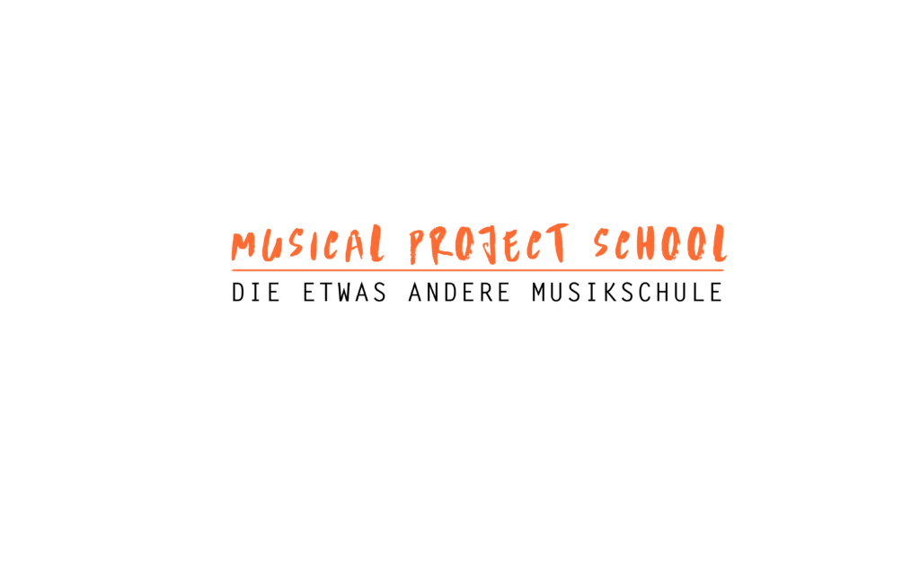 Logo der Musical Project School in Türkismühle