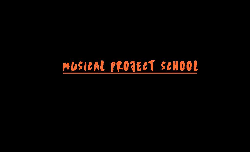 Logo der Musical Project School in Türkismühle