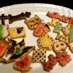 Individuelle Musical-Weihnachtsplätzchen