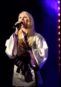 Nadine Kühn als Agnetha