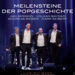 MEILENSTEINE DER POPGESCHICHTE 2017 wieder auf Tour