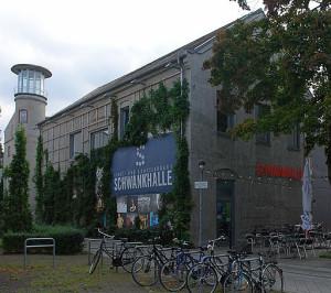 Aussenansicht Schwankhalle Bremen 2008