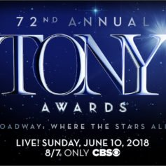 Tony Awards Logo 2018