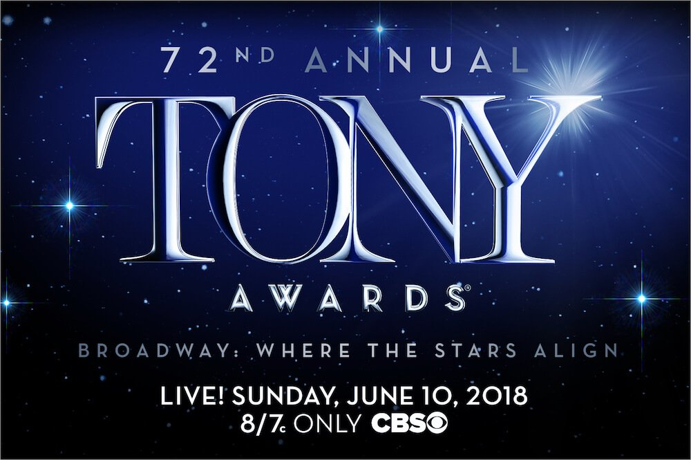 Tony Awards Logo 2018