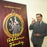 Die ADDAMS FAMILY besucht Wien