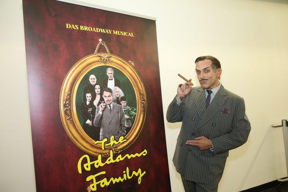 Uwe Kröger für ADDAMS FAMILY
