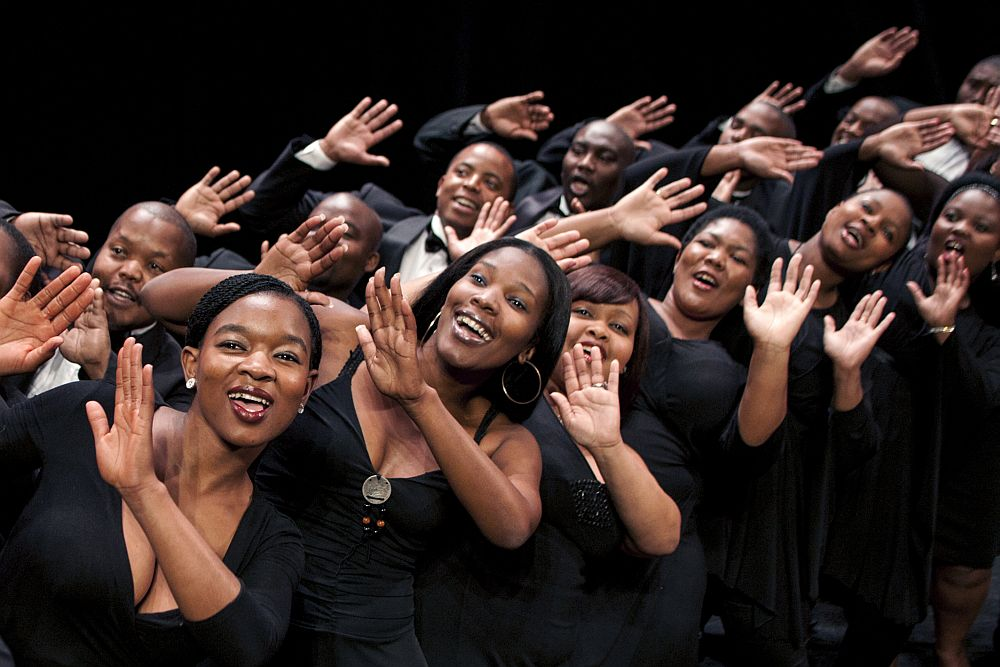 African Angels Cape Town Opera Chorus