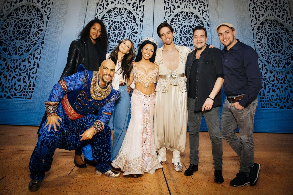 Aladdin & Friends Charity Event