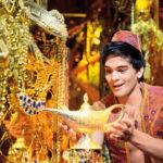 Vorläufiger Ausfall: Aladdin-Hauptdarsteller verletzt