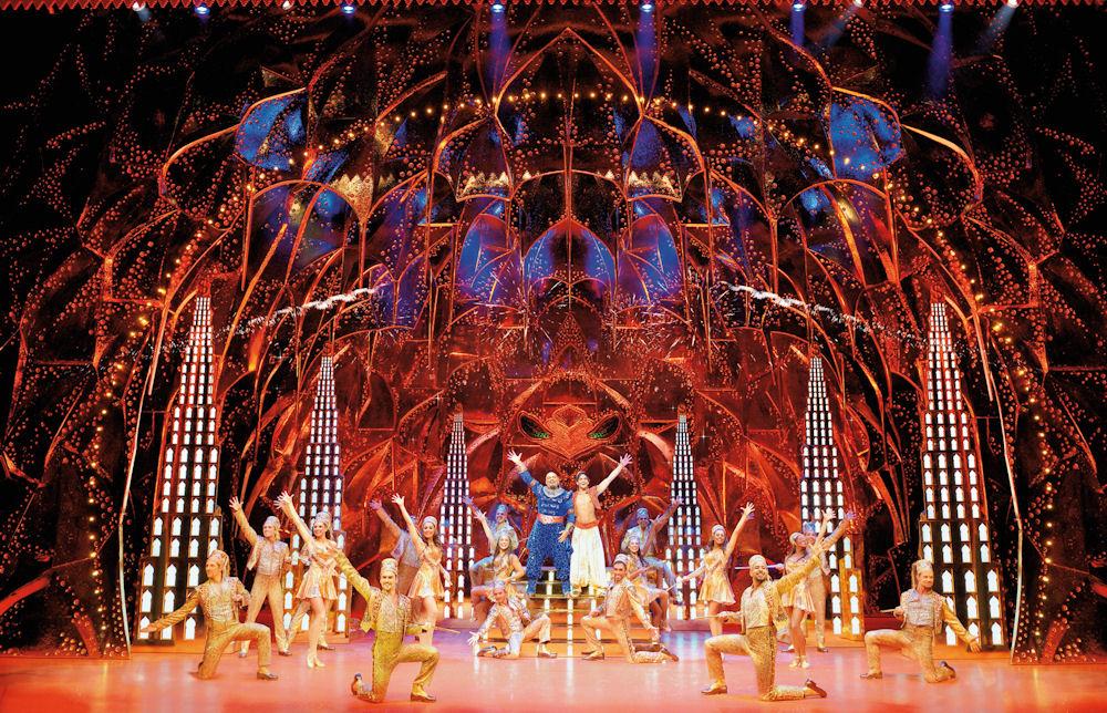 Das Aladdin Ensemble