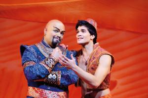Aladdin und Dschinni