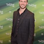 Alexander Klaws nimmt Abschied von TARZAN