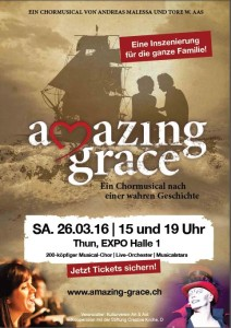 Amazing Grace Flyer