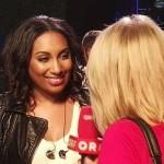 Ana Milva Gomes Interview Messiah Rocks