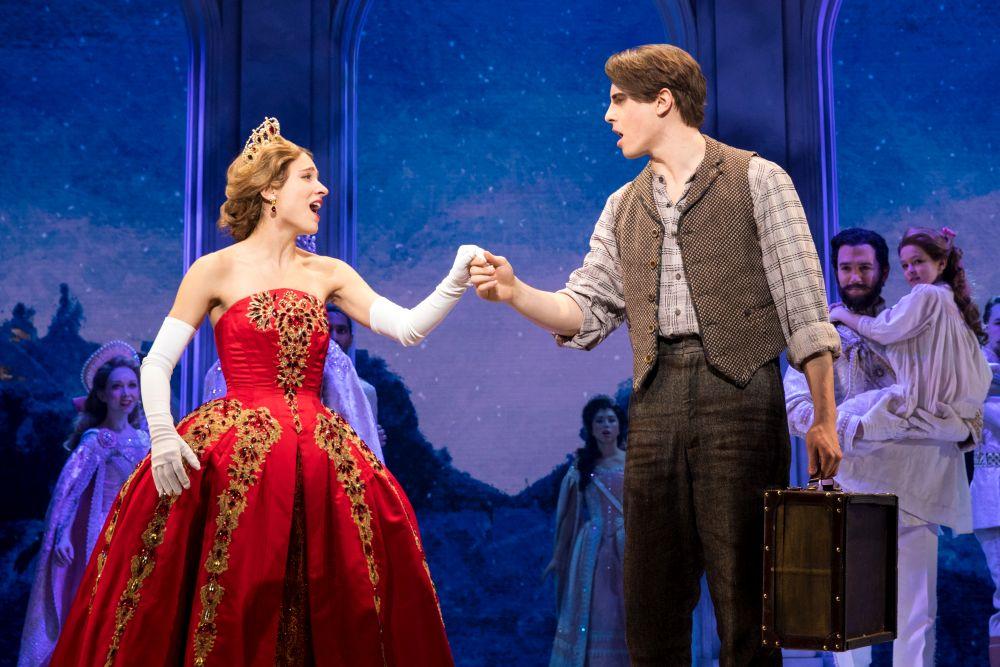 Anastasia Anya und Dimitri