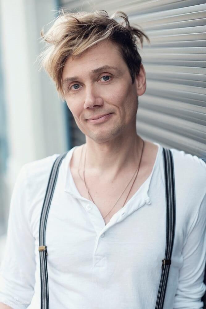 Porträt Andreas Bieber