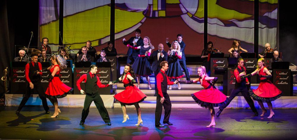 Andrew Lloyd Webber Gala Ensemble