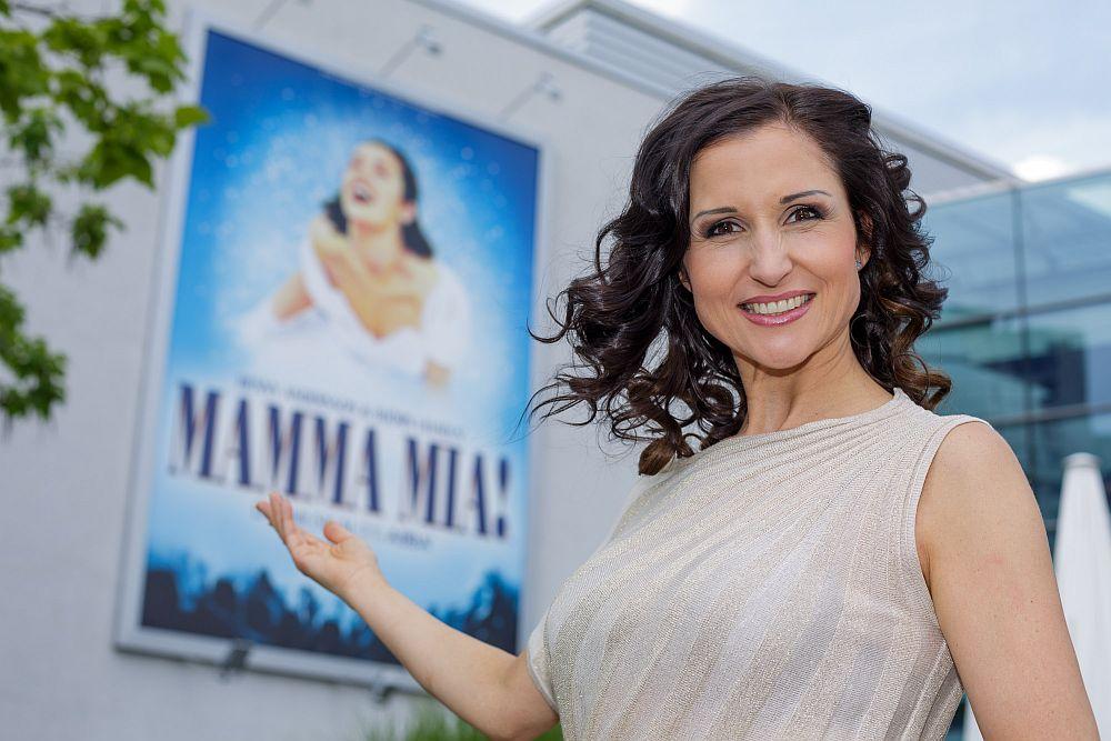 Anita Hofmann bei Mamma Mia!
