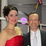 Ann Mandrella und Christian Struppeck IWNNINY Wien