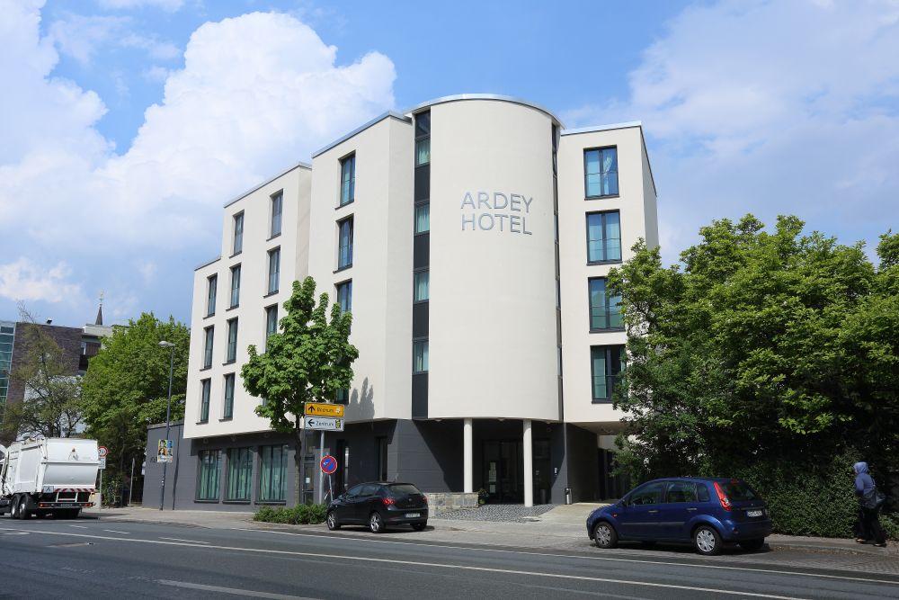 Ardey Hotel Außenansicht