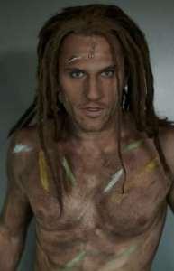 Armin Kahl als Tarzan