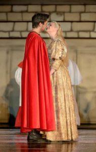 Artus und Guinevere