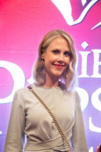Sabrina Auer als Gast bei DIE PÄPSTIN