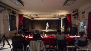 Musical Aufnahmeprüfung Stage school