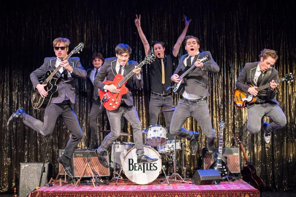 Backbeat - Eine Beatles-Geschichte