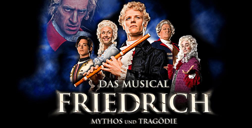 Keyvisual Friedrich