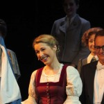 Barbara Obermeier Sound of Music Schlussapplaus