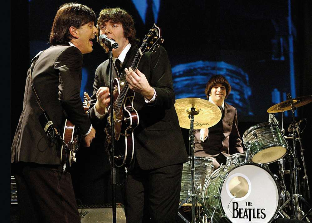 Beatles singen