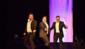 Ausschnitt aus der Benefiz Musical Gala