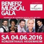 BENEFIZ MUSICAL GALA – Musicals für den guten Zweck