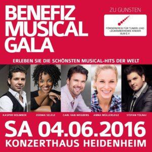 Benefiz Musical Gala 2016