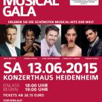 Gewinnen Sie Tickets für die Benefiz-Musical-Gala!