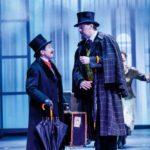 Lord Savage und Sir Danvers Carew