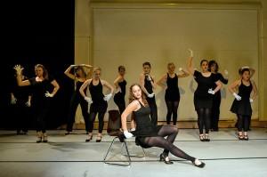 Musical-Training an der Berufsfachschule