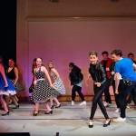Aufführung der Musical-Klasse