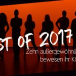 Best of 2017 - Stage School