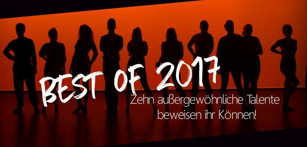 Best of 2017 - Stage School